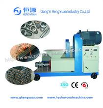 2015 hot sale peanut shell briquettes machinery