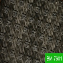 Outdoor Using SGS Certificated Poly Rattan PE Cane Material BM-7601