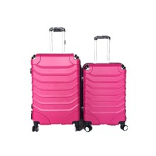 Wholesale cheap trolley luggage with retractable wheels beauty suitcase luggage