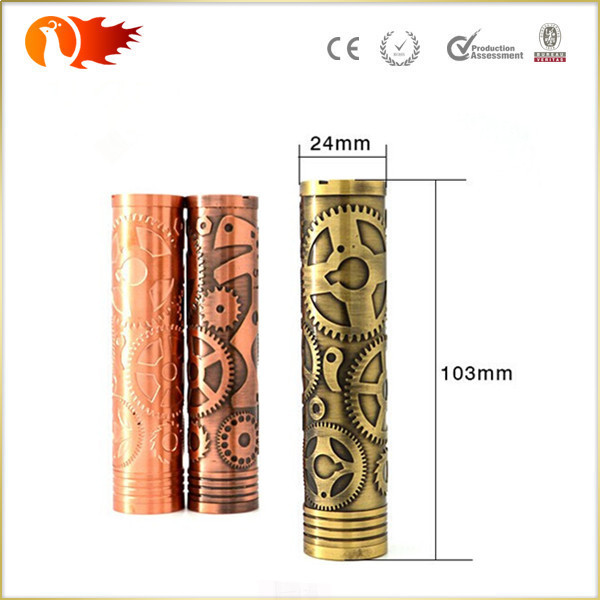 New product bulk buy from china electronics Mechanical Mod Steam Punk