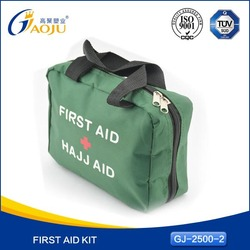 GJ-2500-2 High Quality Competitive Waterproof 2015 new military survival kit,emergency kit,medical bag