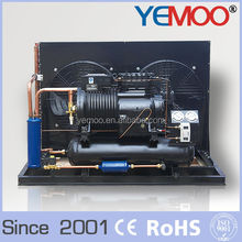 Yemoo 5HP cold room refrigeration air cooled Copeland compressor condensing unit