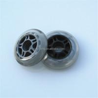 rubber wheel skate adjustable inline skates wheel used inline speed skates