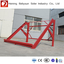 Stainless Steel /Galvanized Steel/Aluminum Alloy solar water heater bracket/frame/support/stand