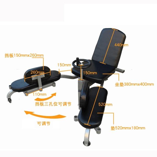Artes marciais equipamentos de fitness perna maca fabricantes