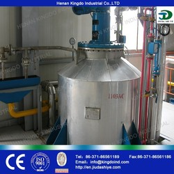 2015 New large capacity soybean oil refinery plant edible soybean oil refinery project