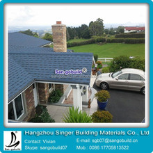 China Discount Laminated / Architecture Bitumen Roofing Materials Shingles