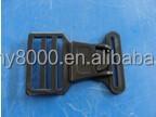 Safety reflective plastic bag belt side release buckle(DN-12X)