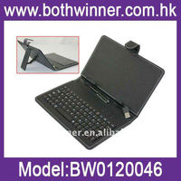 "Stand USB Keyboard Leather Case Bag Cover for 7"" Inches Android 4.0 Tablet PC"