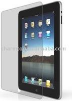 For Apple iPad Anti-Glare Clear Screen Protector