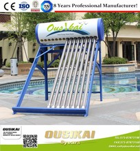 Quality-Assured Direct Open Loop Non-Pressurized Solar Hot Water Heaters(Manufacturer)