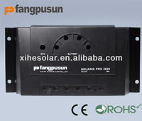 Solarix PRS3030 Solar charger controller regulator popular 30A,12V 24V in the Street light project PV system