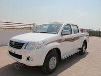 New Car Toyota Hilux 2.7L 4x4 2014