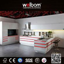 China pintura modelos de branca de cozinha e despensa