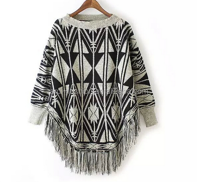 Aztec knitting patterns yaasfo for wholesale design aztec knitting pattern women poncho sweater buy women ponc dt1010fo