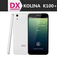 KOLINA K100+ V6 Mobile Phone MTK6592T 2.0GHz Octa Core 5.5 Inch FHD Screen Android 4.2 3G