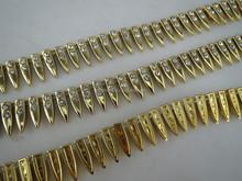 Crystal Rhinestone Trim Trimming Chain Dress Clothes Sewing Decor