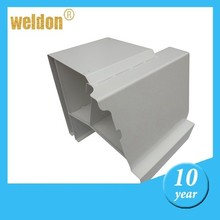 Custom modern living room aluminium alloy lcd tv cabinet design model