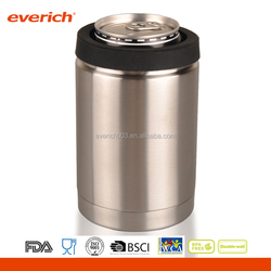 Everich 12oz Double Wall Vacuum Insulated Beer Cup Holder
