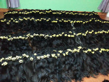 Human hair extensions remy single drawn wavy machine weft hair Vietnamese and Cambodia hair
