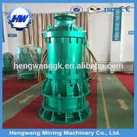 BQW series centrifugal explosion-proof three phase submersible motor water pump for mine
