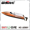 2014 new 2.4Ghz Power Venom RC speed boat with rechargeable Lipo battery UDI001