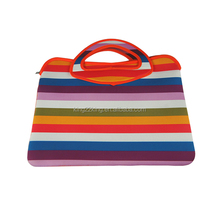 neoprene insulated laptop bag with handle
