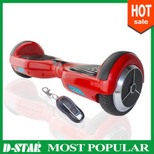 Self Balancing Scooter 2 Wheel Electric Standing Balance Scooter Skateboard hoverboard 2 wheel with remote key