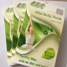 Hot Sell ABC Slimming Belly Patch Natural Weight Loss Patch