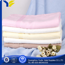 plain dyed manufacter 100% cotton lollipop cake towels