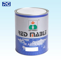 2K Topcoat Chemicals Used in Paint Industry
