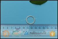 zmark alloy high quality rose gold color ring bra adjuster