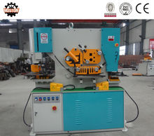 Q35Y-25 hydraulic power hole punch and metal shearing ironworker
