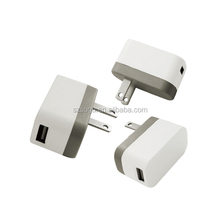 2015 New 2.1A mini watch phone charger for i phone, android phone, tablet pc