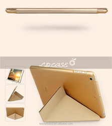 Fashion leather tablet covers 9.7 design