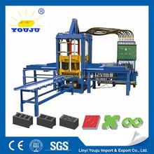 Best Investment Products!! Hydraulic Automatic Price Concrete Block Machine QTF3-20 Hollow Block Machine