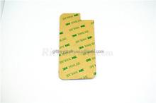 High-quality Metal Metal phone decoration, phone tag/ Metal Logo mobile phone stickers