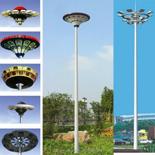 15m, 18m,25m, 30m, 35m CE approved, simple and reliable quality 20m high mast light