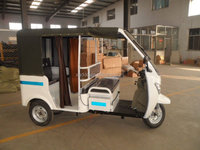 Electric Battery Rickshaw,3 wheel electric tricycle for passenger