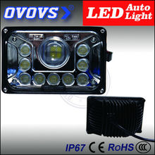OVOVS China wholesale 42w high beam led work light 12v for snowmobile