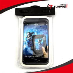 Best Selling Waterproof Bag For iphone 6 Waterproof Case PVC Phone Waterproof Case