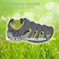 Exterior muchachos del verano de la playa de niños, zapatos de cuero de goma zapatillas para adultos