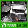 full automatic quail egg shelling machine and made of stainless steel easy to clean