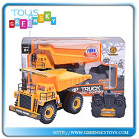 R/C Toys dump truck with battery/recharger