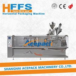 automatic Coffee Protein for 3/4 side seal bag