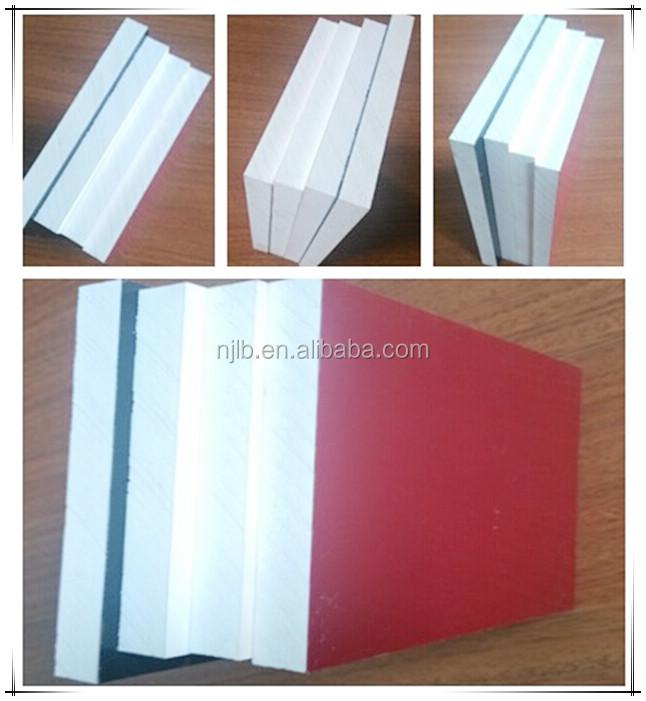 chinese manufacturer 4x8 pvc free foam sheet with high density / pvc sheets white / foam pvc sheet