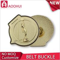 Hot 2D design award belt buckle screws