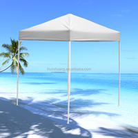 canopy tent outdoor white canvas folding gazebo