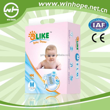 Real Manufacturer Hot Sale Good Price All Baby Diapers Sizes