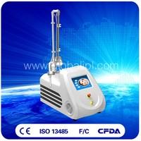 [Hot] portable fractional co2 laser home laser skin tightening